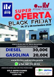 Promoción Atisae Trauxia Black Friday Arroyosur